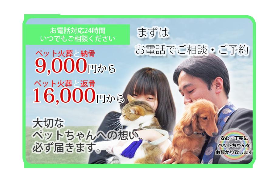 埼玉・和光市の訪問火葬『愛ペットエンジェルリング埼玉』